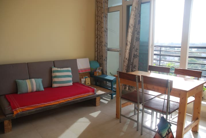 Peninsula bedroom with ocean view - Dar es Salaam - Apartment