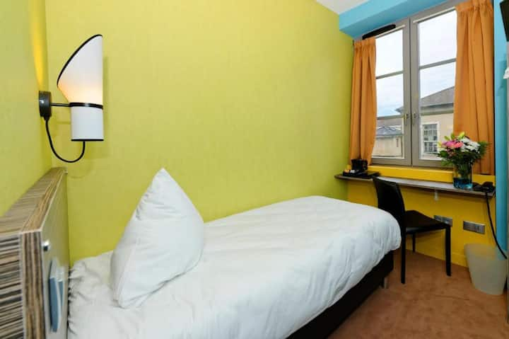 Republik Hotel, Chambre simple standard