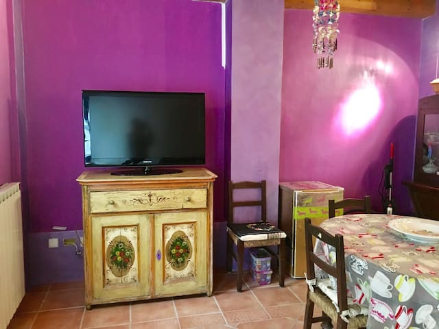 Delizioso appartamento per coppie - San Pietro In Casale - Apartemen