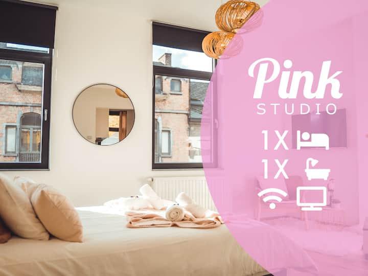 Pink Studio  ✓ Top Position  ✓ Terrasse