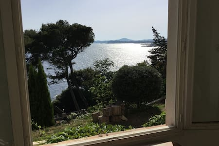 Beautiful sea front villa