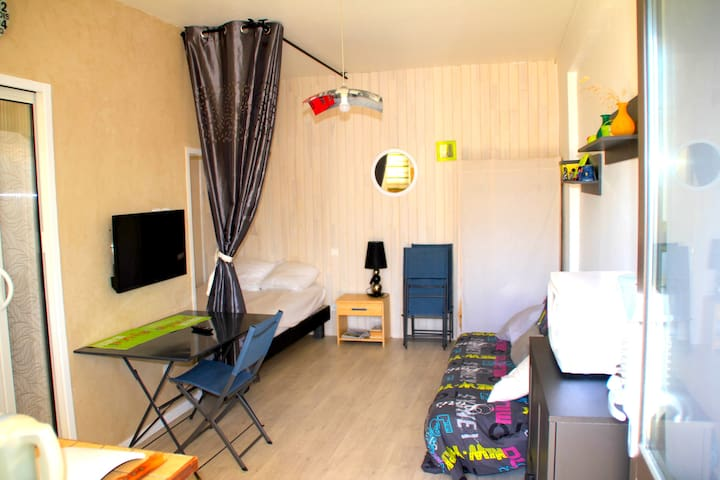 "Studio - Residence ""The Holidays"" - Mimizan Plage"