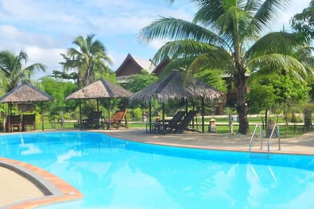 Contemporary Pool Villa with kitchen! Khao Lak - Takua Pa District - Вилла