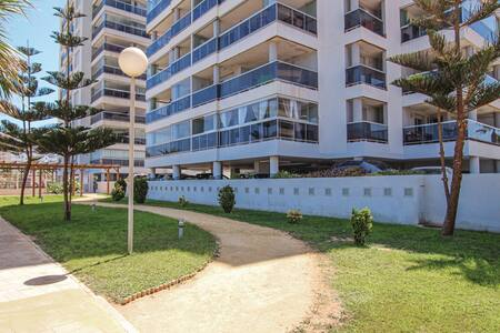 Holiday apartment with 1 bedroom on 42m² in La Manga