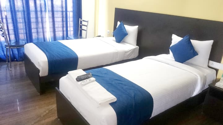 Deluxe AC room - Intimate Hotel near the Airport