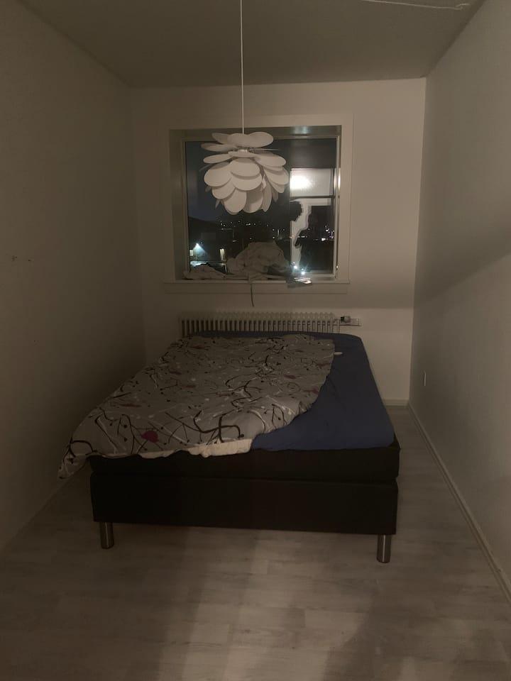 Super dejlig lejlighed  indkøbmuligher 5 min