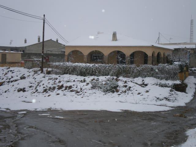casa  en  pueblo  de la  calahorra - LA  CALAHORRA - Haus