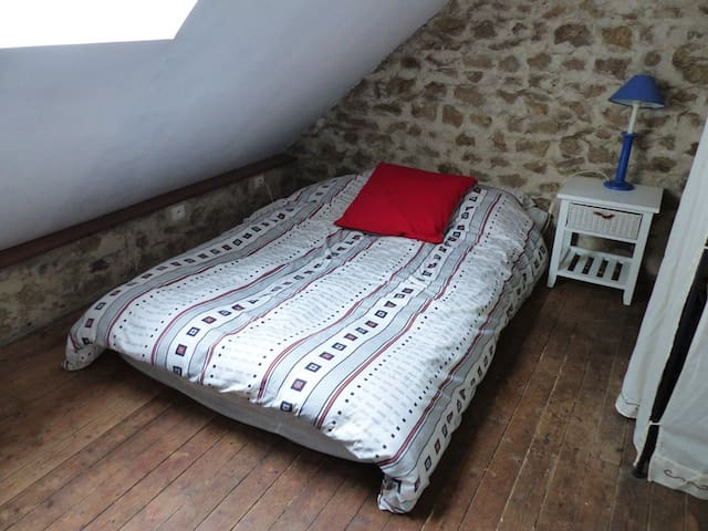 Chambres privées dans une maison de charme