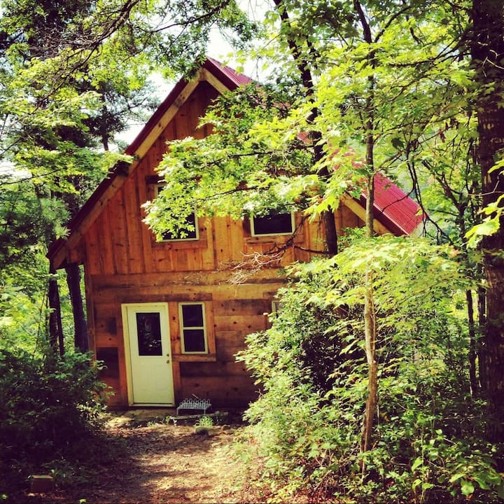 RRG Off-Grid Cabin Experience (50 PRIVATE acres)!