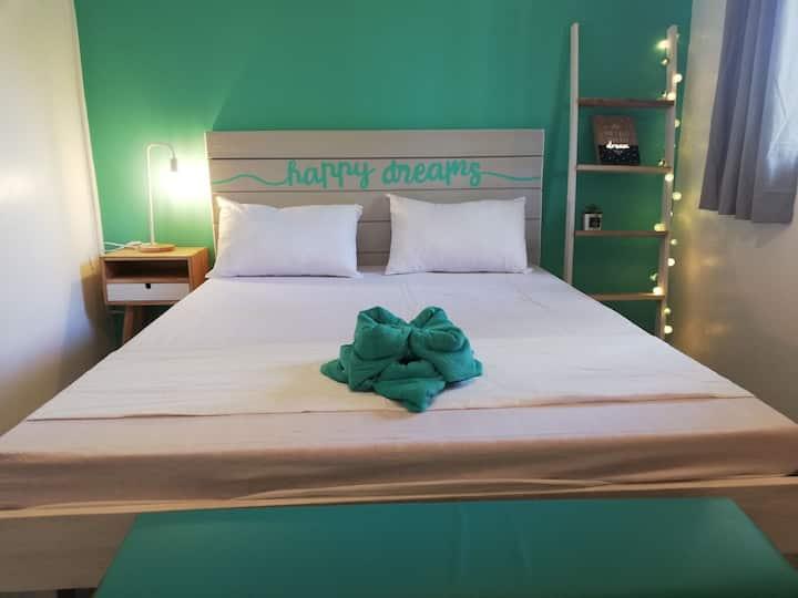 My Green Hostel - Habitación Doble Privada