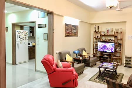 Beautiful, Green, Clean, Furnished Home-Aundh