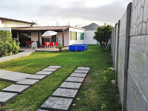 Beautiful Country House Rental in Huaral