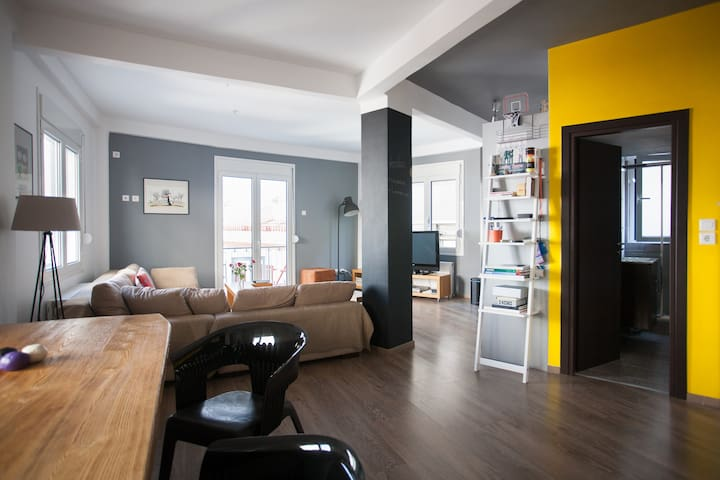 Stylish flat in central Syntagma - Αθήνα