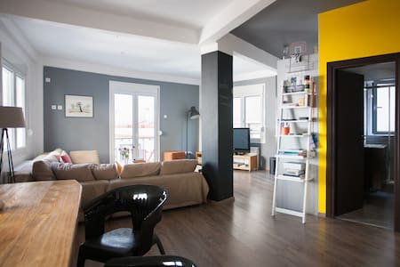 Stylish flat in central Syntagma - Αθήνα - Byt