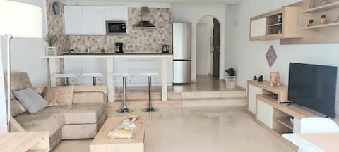 Delicius Apartment in Benavista.WiFi -Parking