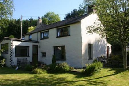 Charming Traditional Cumbrian Cottage Sleeping 5 - Cumbria - บ้าน