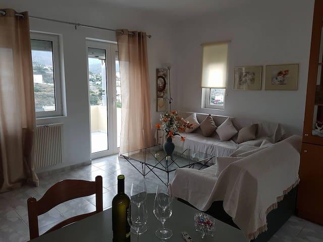 Ammoudi Seaview Apartment