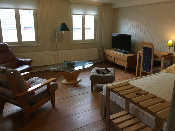 Gemütliches Zimmer in historischer Altstadt 1.OG