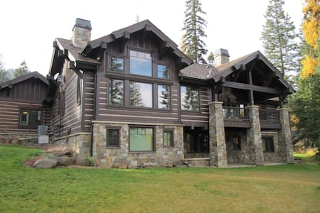 Executive Home Tamarack Resort Donnelly Idaho - Donnelly
