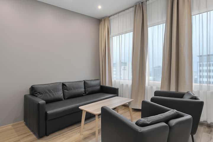 Penthouse room *Hótel Múli*