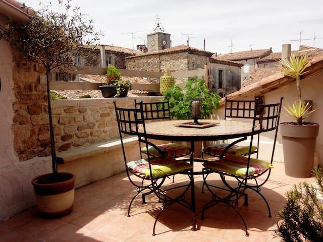 Maison avec Jacuzzi et terrasse - Uzès - Σπίτι