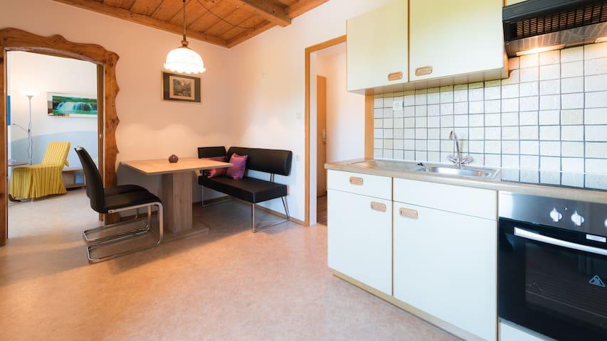 50m² Wohnung mit großem Balkon und Pool - Klopein - Pis