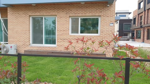 레드로빈 하우스 Red robin photinia house