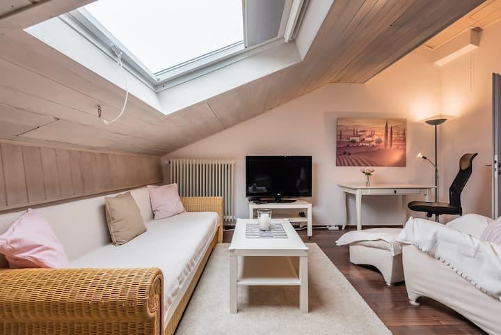 Modernes Apartment zum Wohlfühlen nahe an München