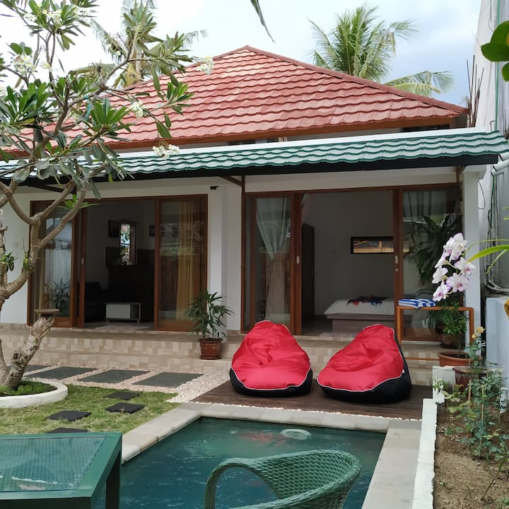 The Groove, home, paradise, comfort & privacy
