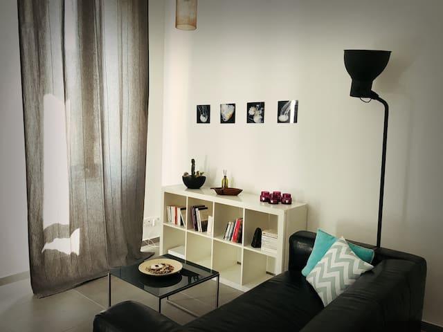 Appartement lumineux, entièrement refait à neuf