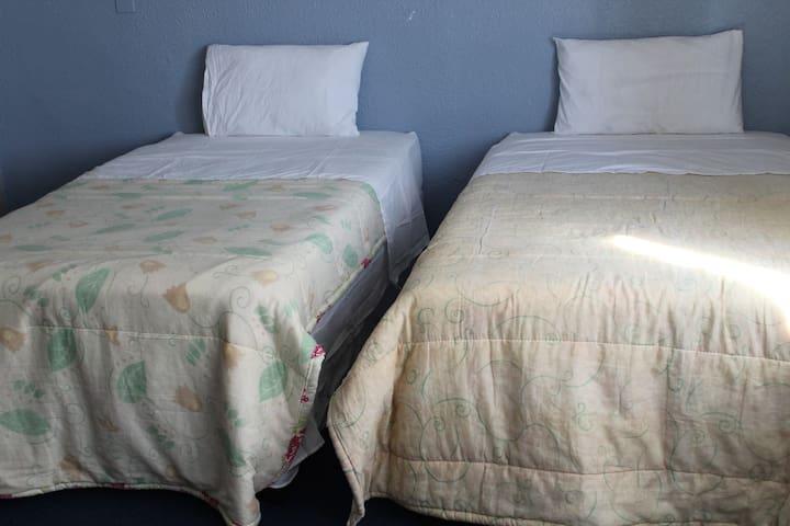 Room 9: Twin Room With En-Suite