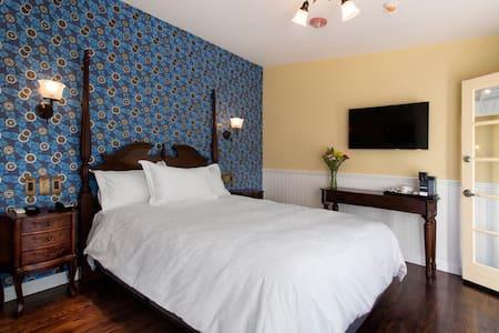 Room @ Historic Brannan Cottage Inn - 캘리스토가(Calistoga) - 기타