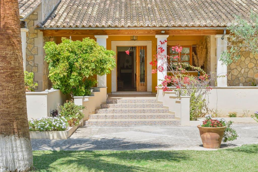 Villa Son Penyaflor. Palma. Mallorca.