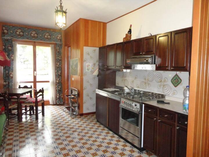 Appartamento ideale per settimane bianche