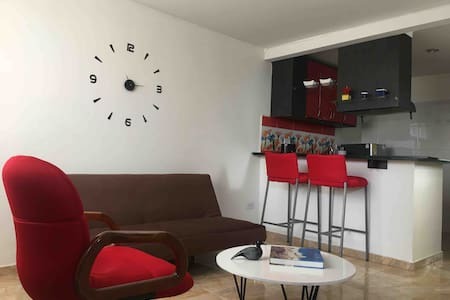 Cozy studio apartment in the ❤ of Ibagué II