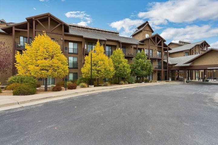 Great Studio, sleeps 4, close to Park City! - Heber City - Condo