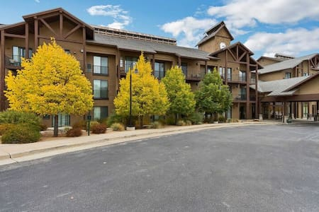 Great Studio, sleeps 4, close to Park City! - Heber City - Kondominium