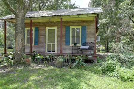 Bayou Teche Cottage