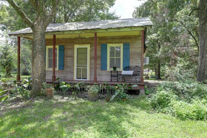 Bayou Teche Cottage