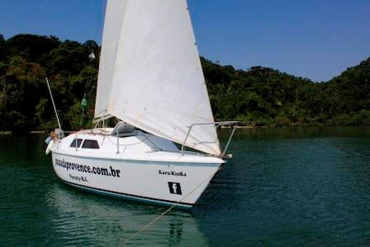 Florianópolis sheap Sallingboat - Biguaçu - Kapal