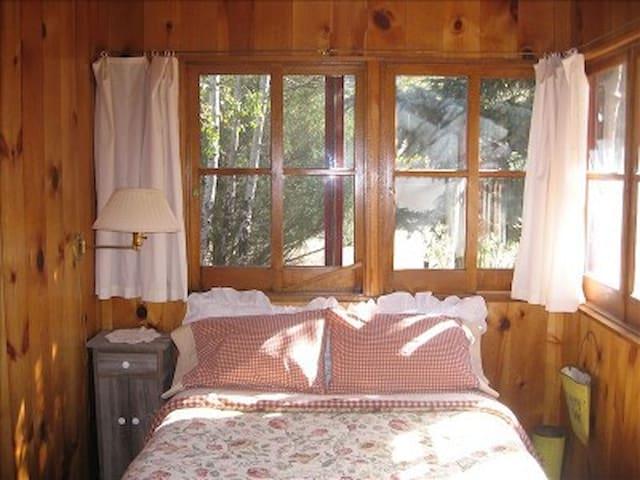 Charming  historic log cabin - Estes Park - Cabin