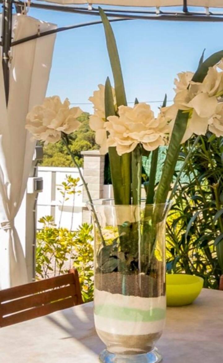 Beau T2 de charme avec jardin privatif