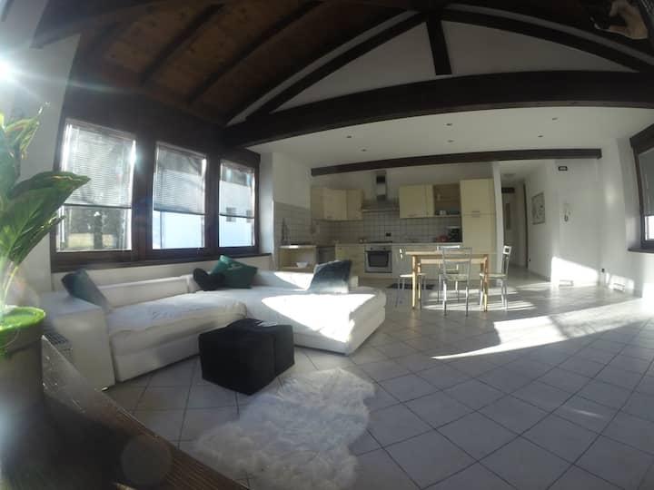 Ampio e moderno appartamento | Castel Thun