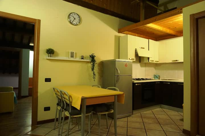 La Casa di Muoversi eu. WIFI - Casa Malta