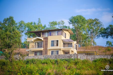 West Valley Villa ,4Bhk Mahabaleshwar road