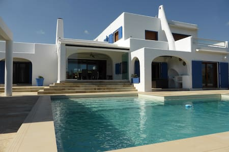 Magnifique Villa dans les hauteurs d'Agua Amarga - Agua Amarga