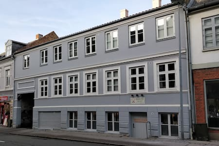 Cosy room near center of Slagelse