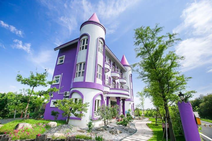 童話城堡套房