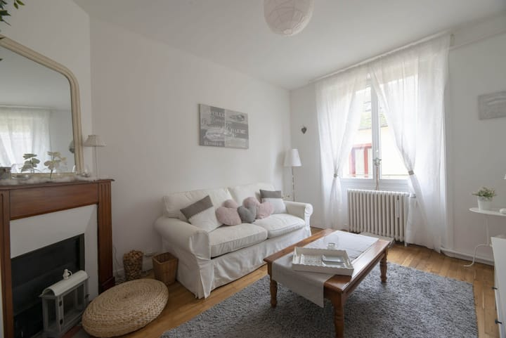 MAGNIFICENT APARTMENT IN THE HISTORIC CENTER OF RENNES - 4 PEOPLE