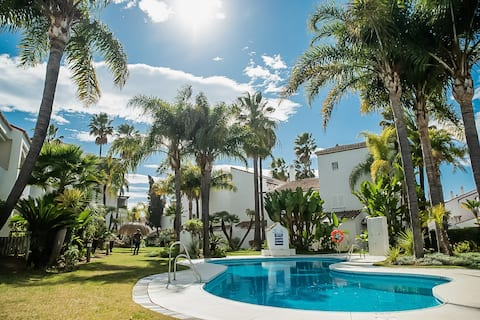 Susy´s Wonderful 3BR Apt. in Bahia de Marbella